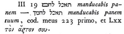 De Rossi Gen 3:19